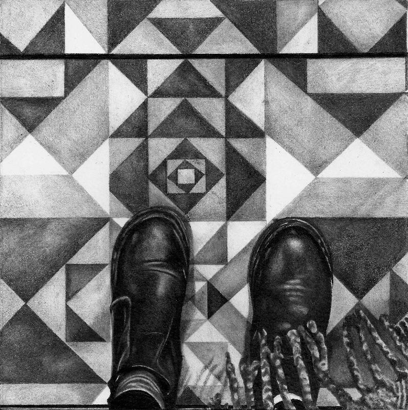 Art Beneath Our Feet Grey