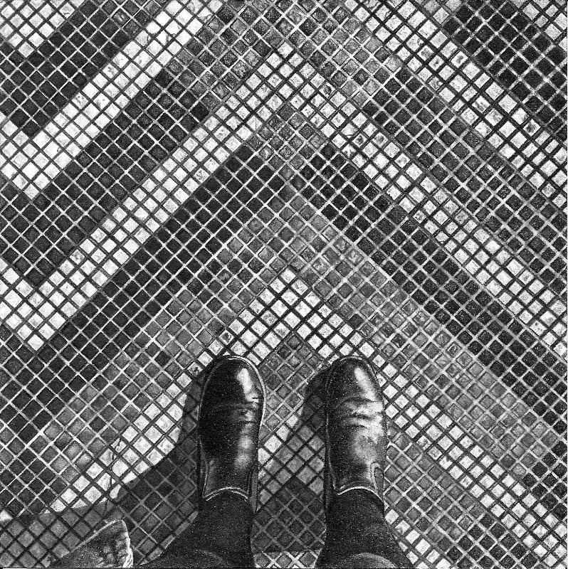 Art Beneath Our FeetBLACK
