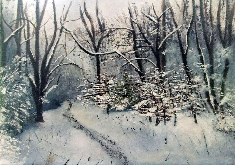 Snowy Box Hil