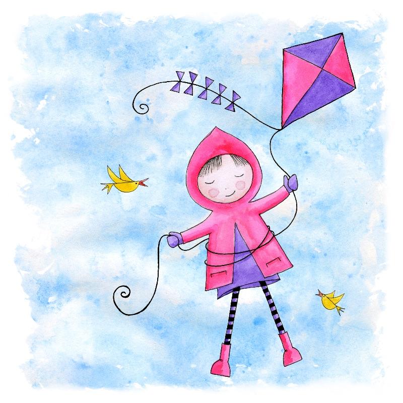 Fly High Kite