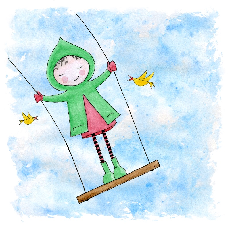 Fly High Swing