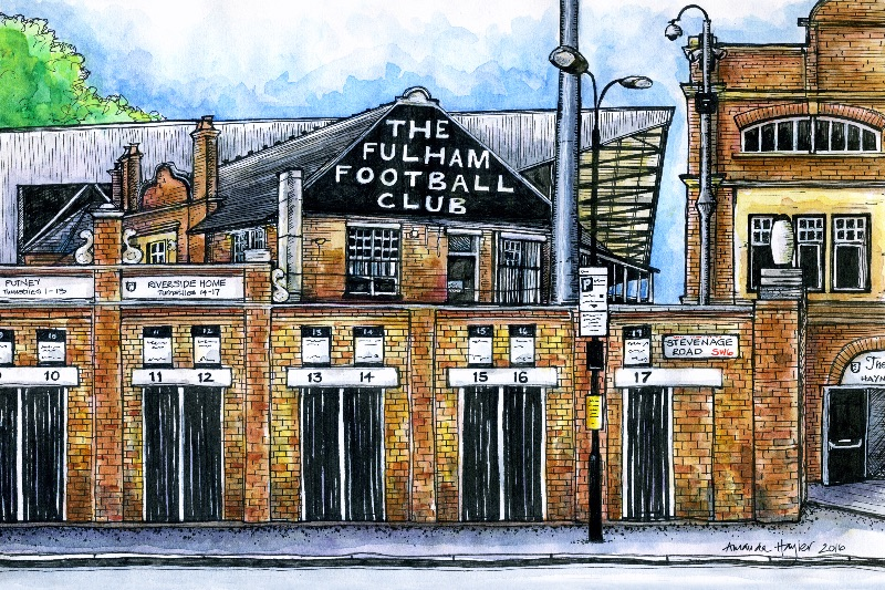 Fulham Football Club SW6