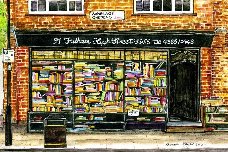 Hurlingham Books SW6