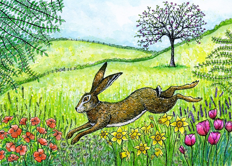 Leap into Spring