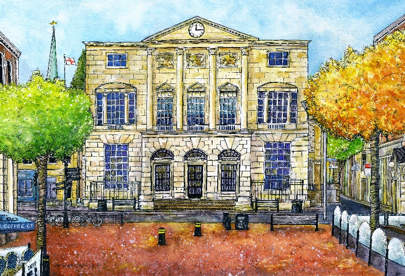 Shire Hall Chelmsford