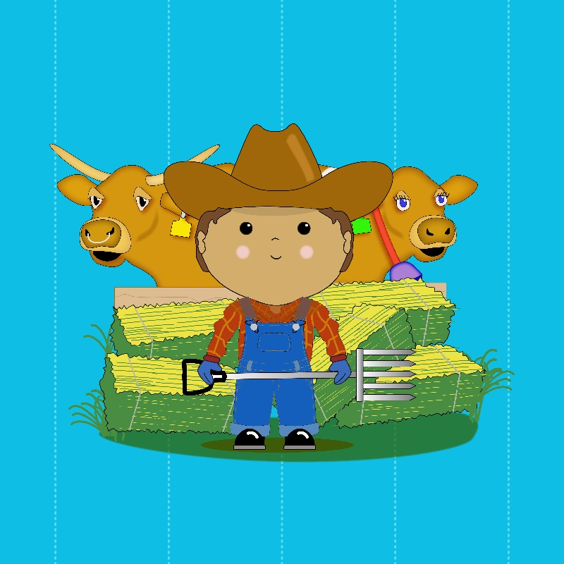 Cute Kawaii Rancher