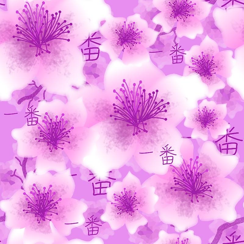 Ichiban Cherry Blossoms