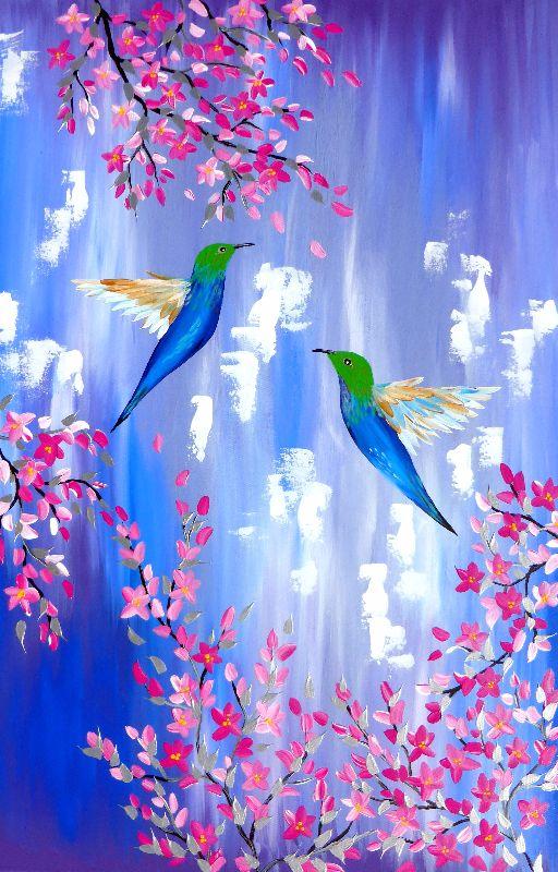 Plum Blossom Lovers