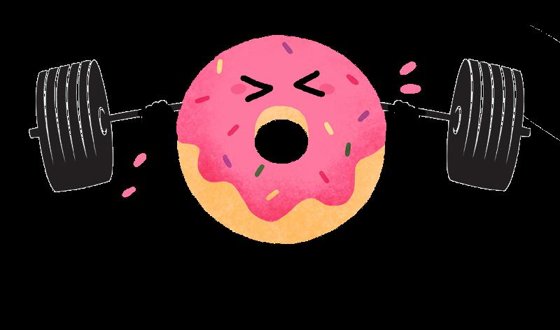 Donut Fitness
