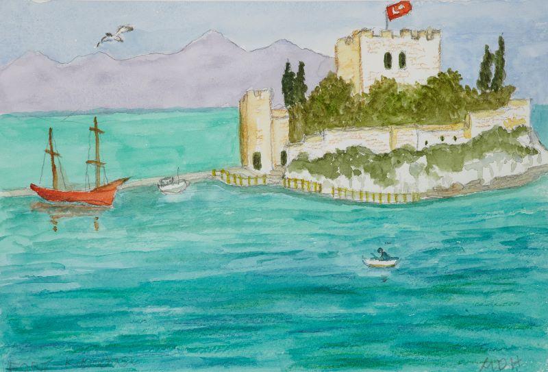 Kusadasi Harbour Fort