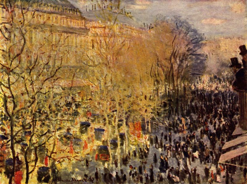 Claude Monet Boulevard
