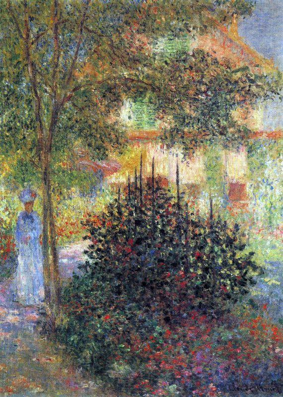 Claude Monet Garden