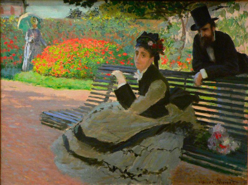 Claude Monet Gardens