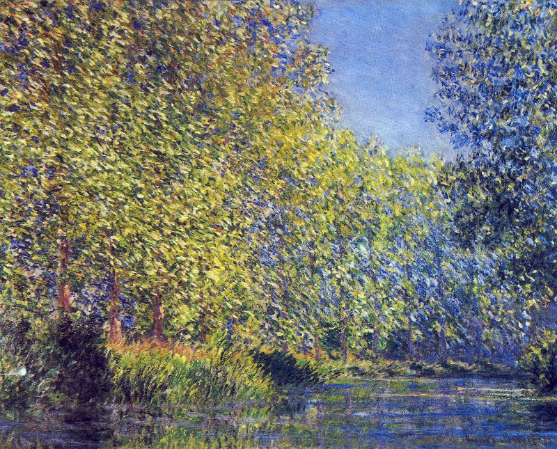 Claude Monet Landscape