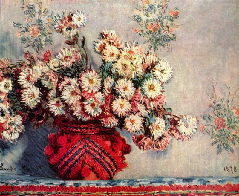 Claude Monet Still Life