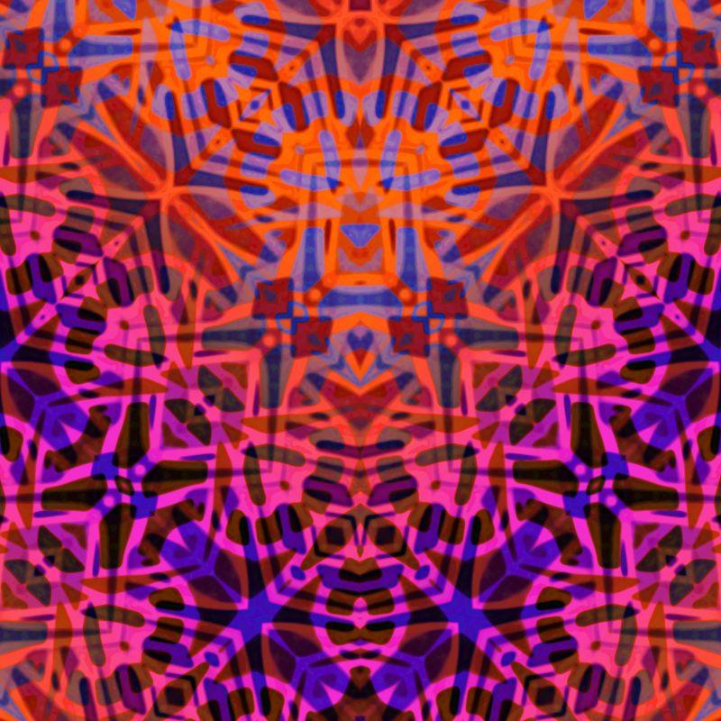 Ethnic Tribal Pattern G15