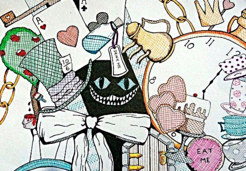 Alice inspired