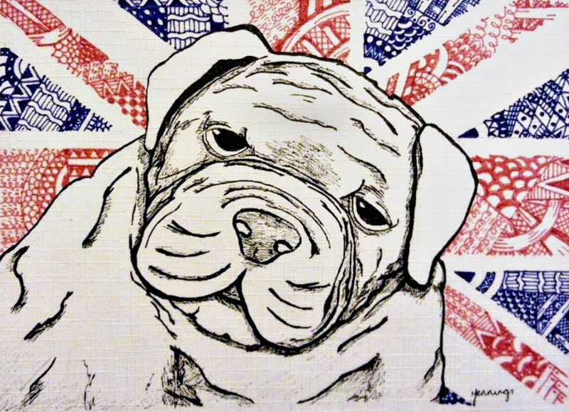 British Bulldog original