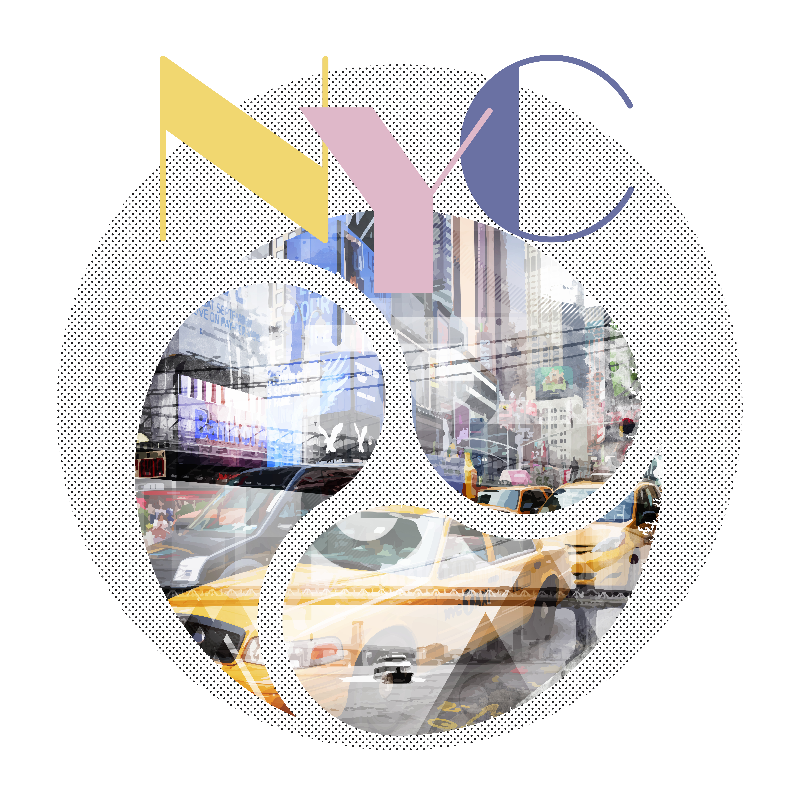 TRENDY DESIGN NYC Mix No1