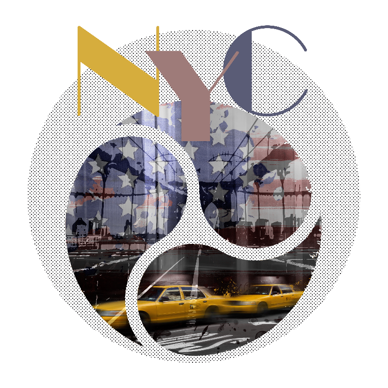 TRENDY DESIGN NYC Mix No2