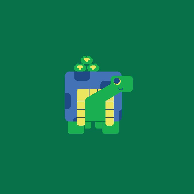 The Happy Tortoise
