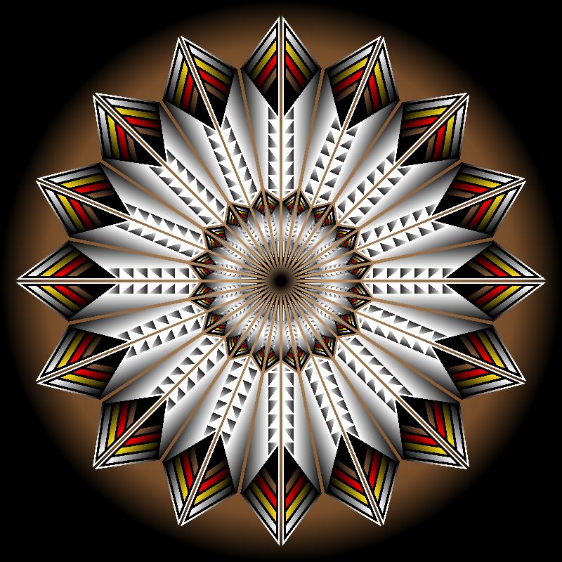 Eagle Feather Design