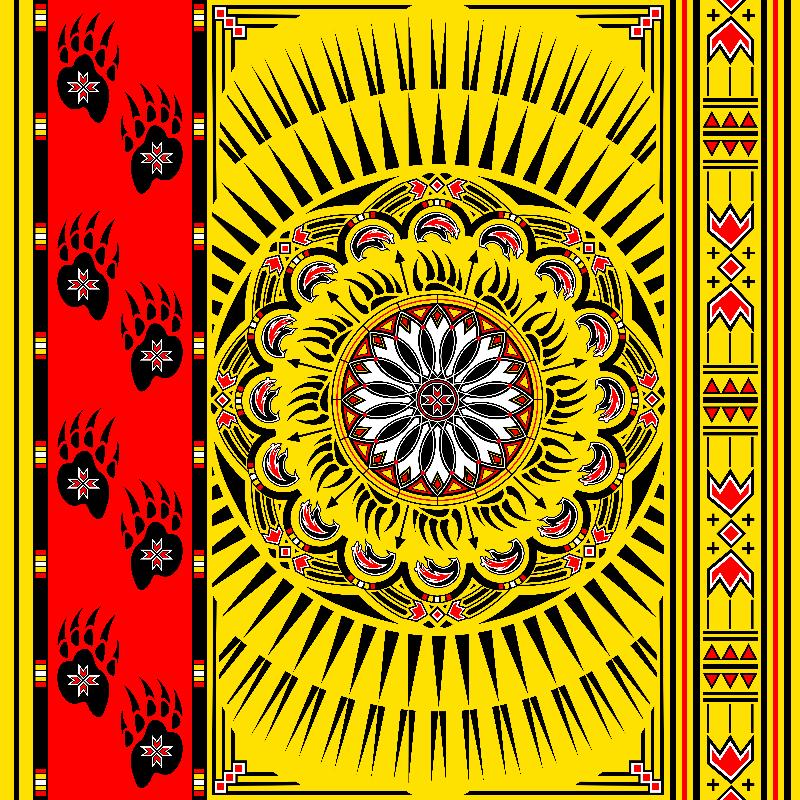 Sun Bear Yellow