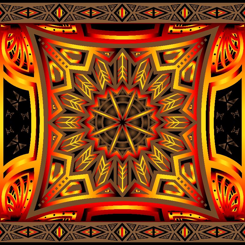 Tribal Butterfly Spirit