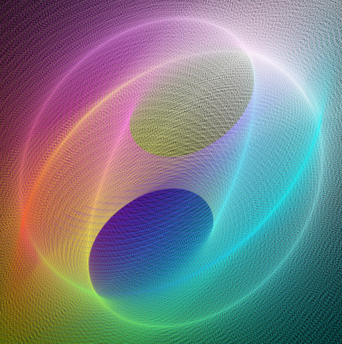 Spinning Torus Knot Trace