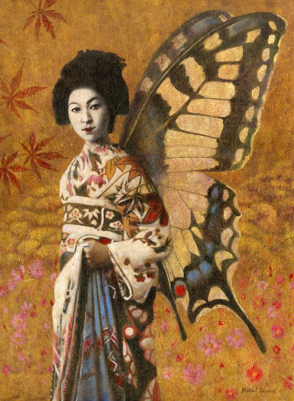 winged Geisha