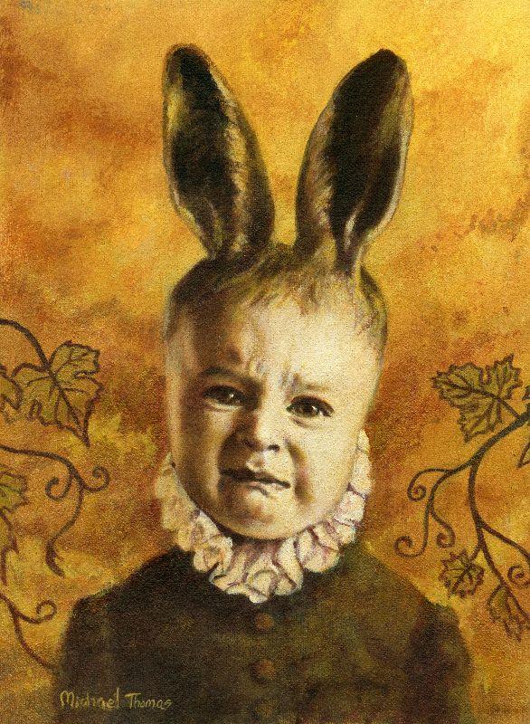 Baby Mutant Bunny