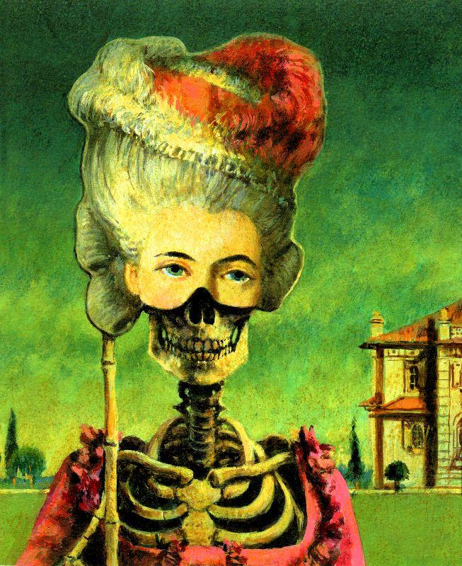 Bone Yard Masquerade