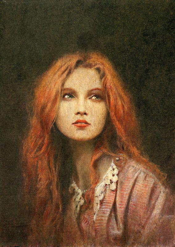 PreRaphaelite Muse