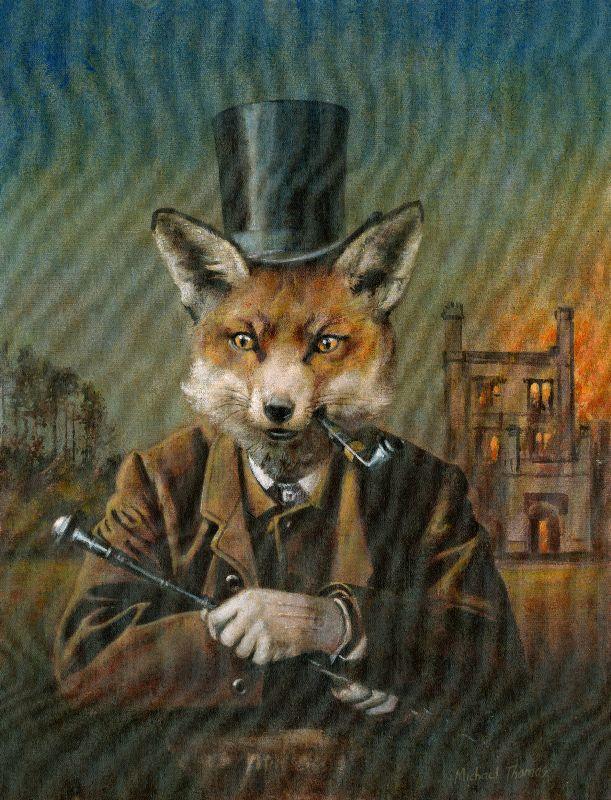 The Dapper Fox