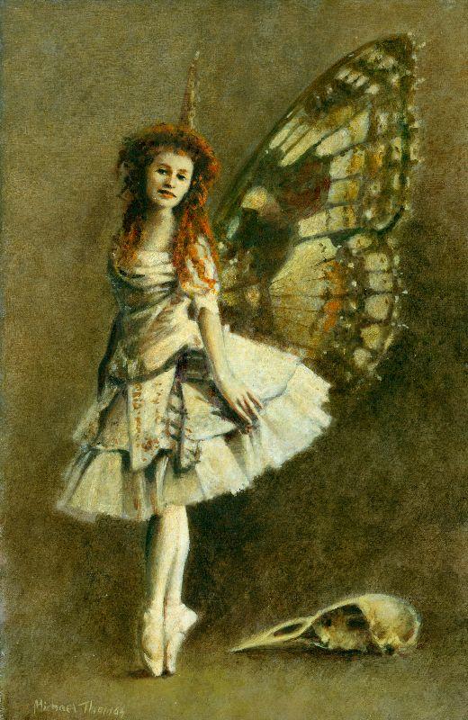 Victorian Gothic Fairy