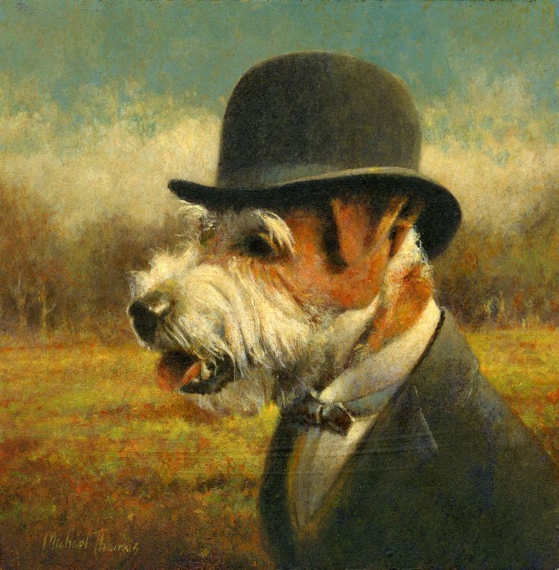 Victorian Jack Russell