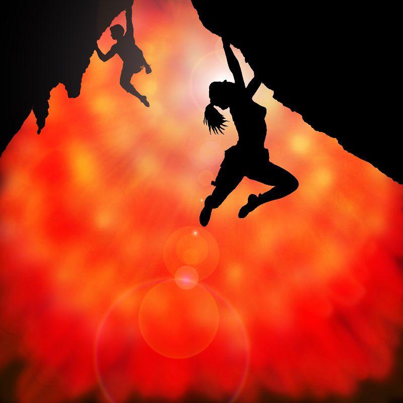 Bouldering Flare