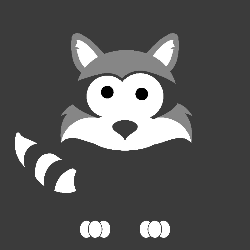 Burt the Raccoon