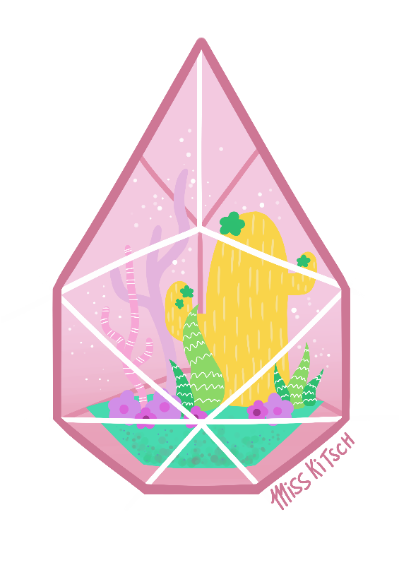 Tiny Terrariums Four