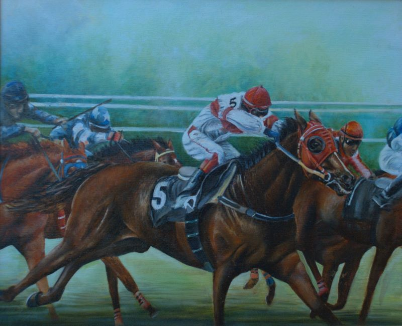 Favourite Race Horses