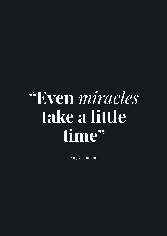 Even Miracles