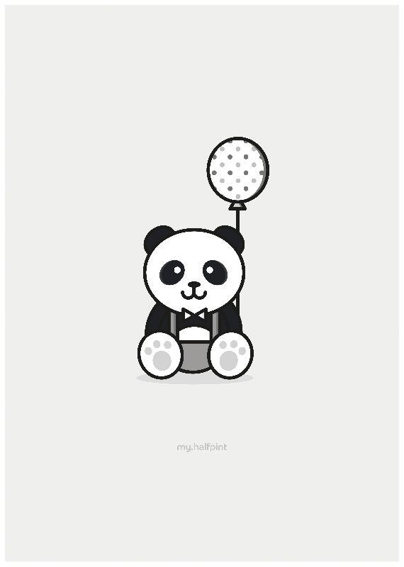 My Halfpint Panda