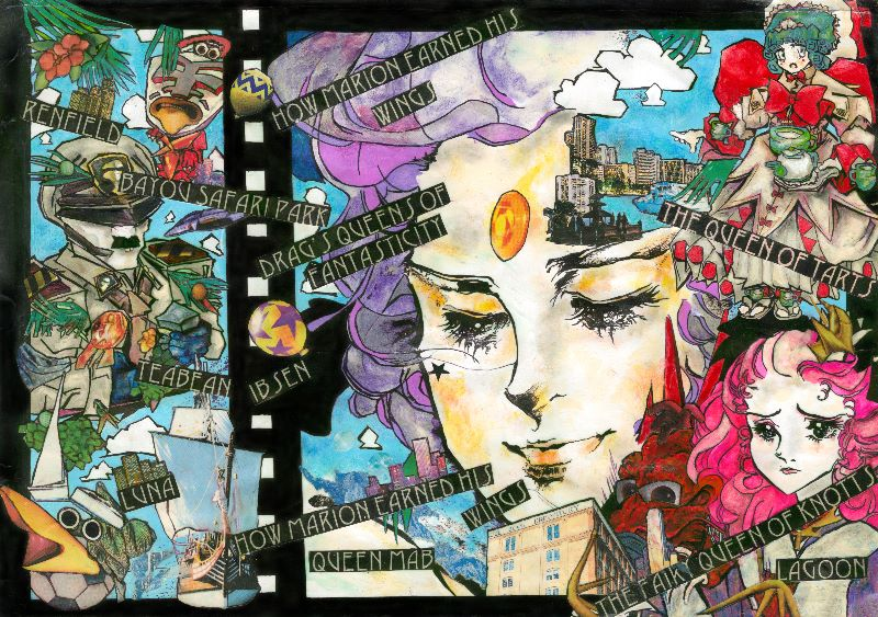 Manga Collage One