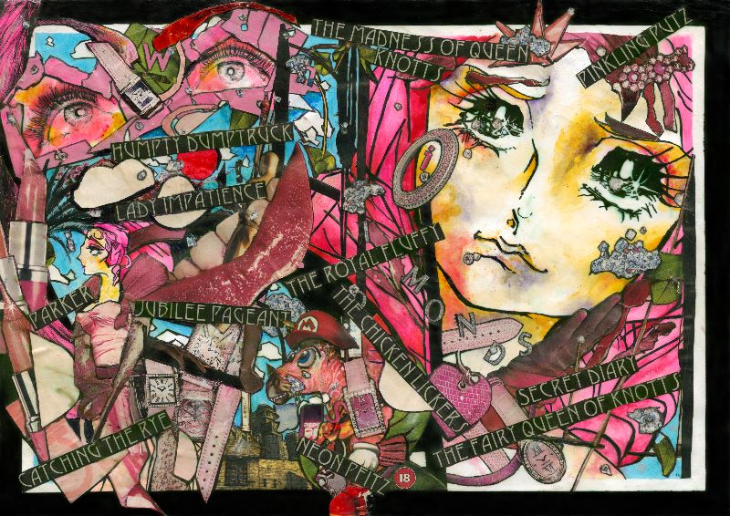 Manga Collage Two
