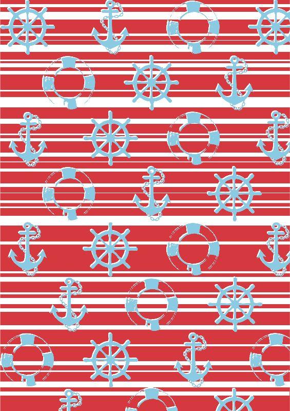 Crimson Nauticalia