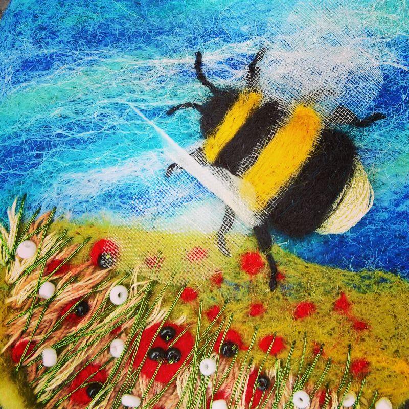 Bumblebee summer