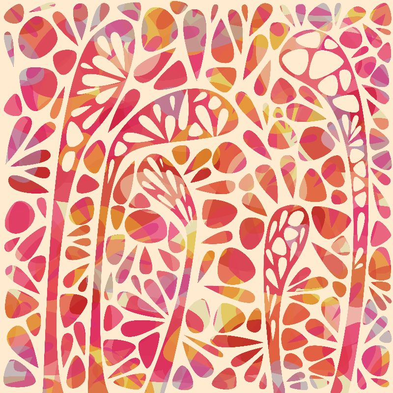 Joy Organic Abstract