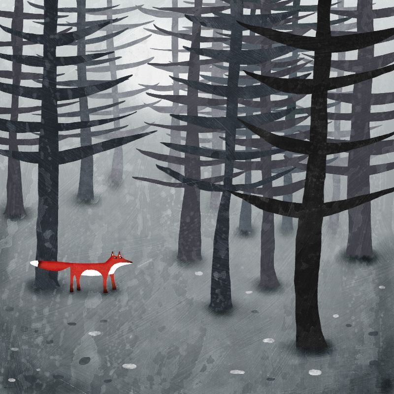 The Fox and the Forest