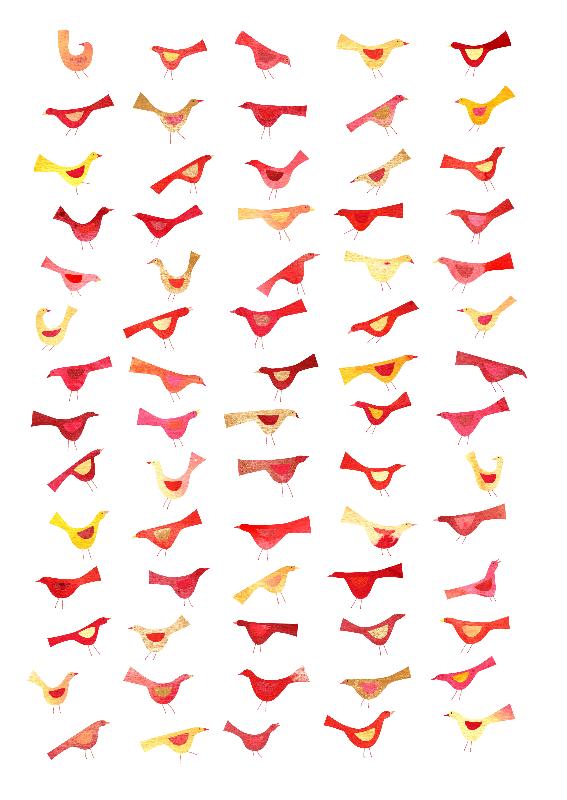 Undisciplined Bird Army