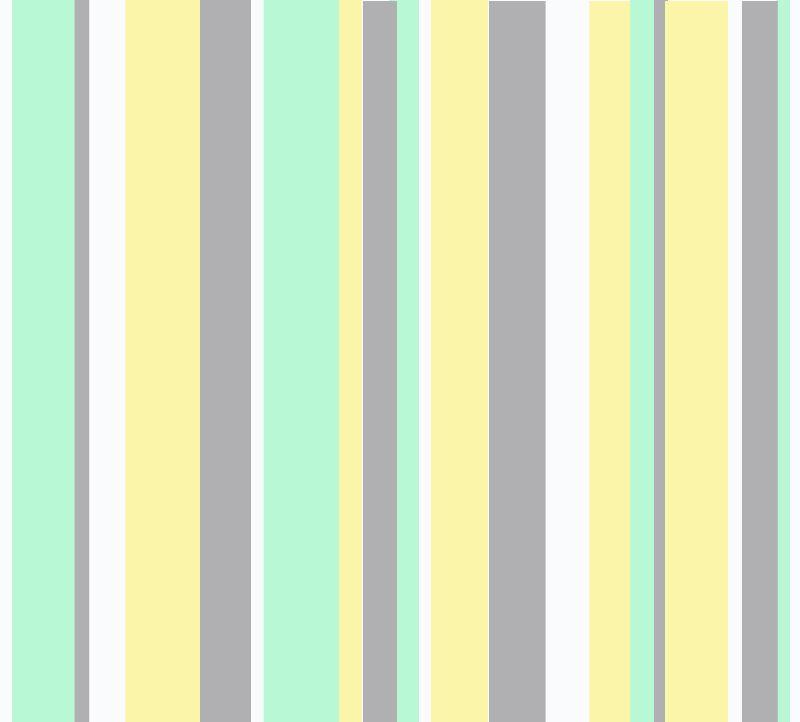 Candy Stripe MintYellow